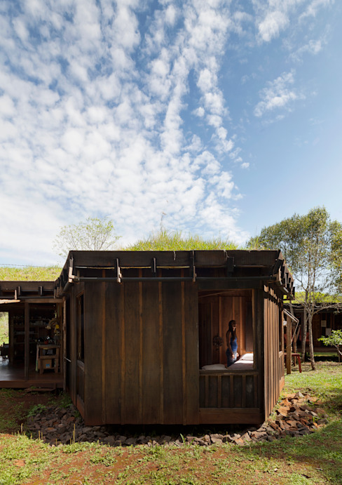 Jardines de estilo  por IR arquitectura