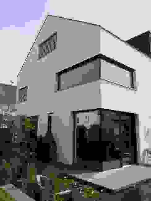 Casas modernas de moser straller architekten Moderno