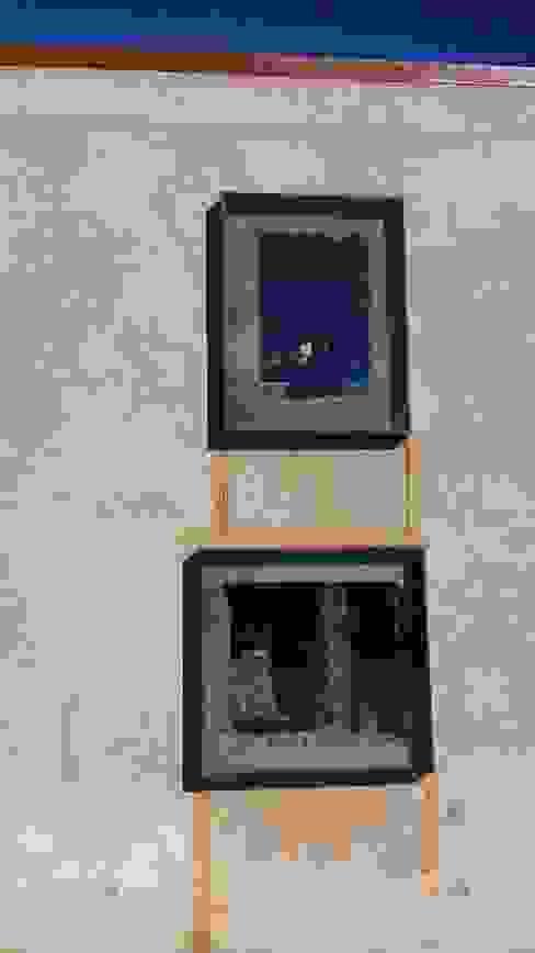 모던스타일 벽지 & 바닥 by Tagarro-De Miguel Arquitectos 모던
