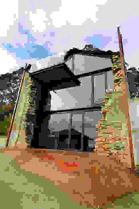 Modern Evler Tagarro-De Miguel Arquitectos Modern