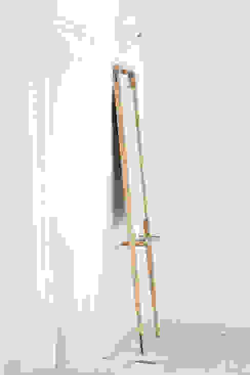 M2 Mirror Loft Kolasinski Corridor, hallway & stairsAccessories & decoration Solid Wood Wood effect