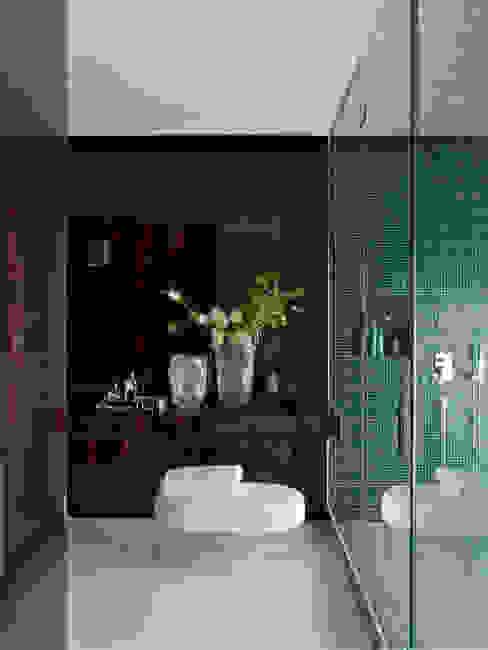 MODERN&DARING Casas de banho modernas por SA&V - SAARANHA&VASCONCELOS Moderno