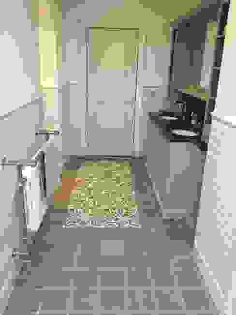 Realisaties Landelijke badkamers van Den Ouden Tegel Landelijk Tegels