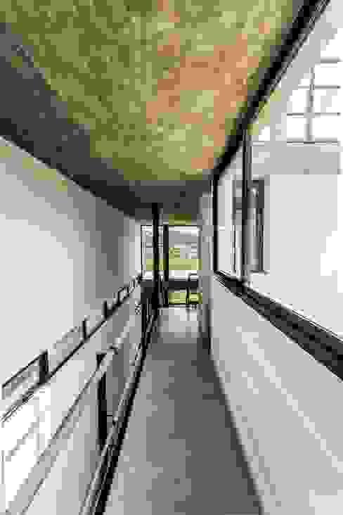 ARP Arquitectos Hành lang, sảnh & cầu thang phong cách hiện đại