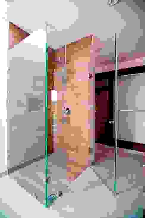 Baños de estilo  por JF ARQUITECTOS, Minimalista
