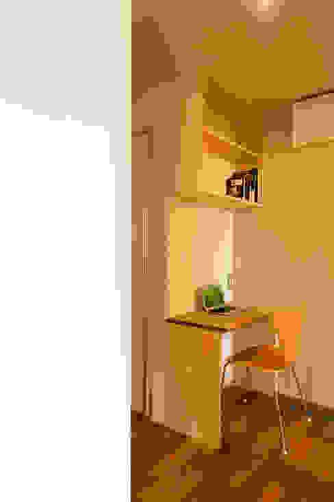 株式会社山口工務店의  방, 모던