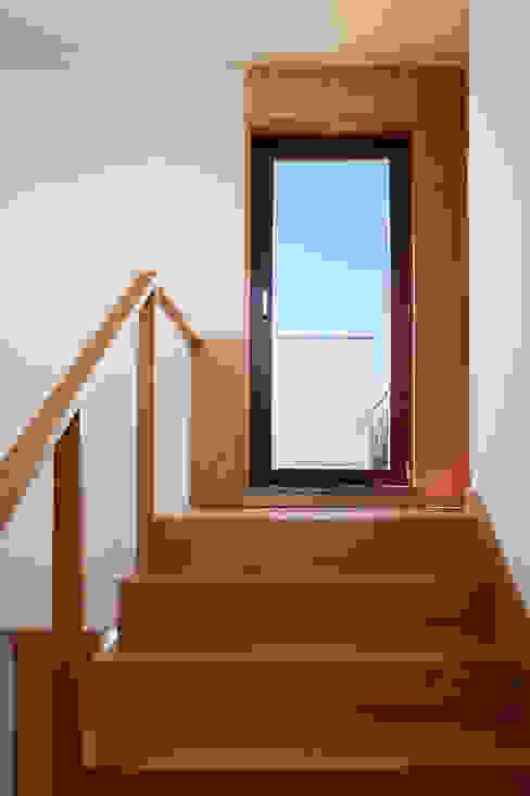 Casa Eira Janelas e portas modernas por SAMF Arquitectos Moderno