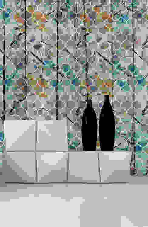 tapety House Frame: styl , w kategorii  zaprojektowany przez Wzorywidze.pl,Eklektyczny