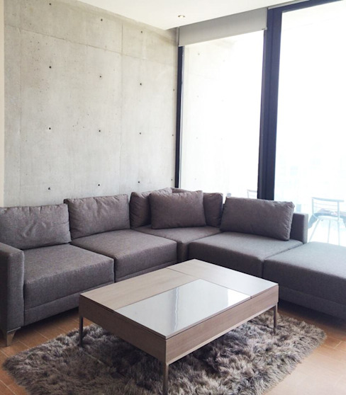 Living room by Weld,