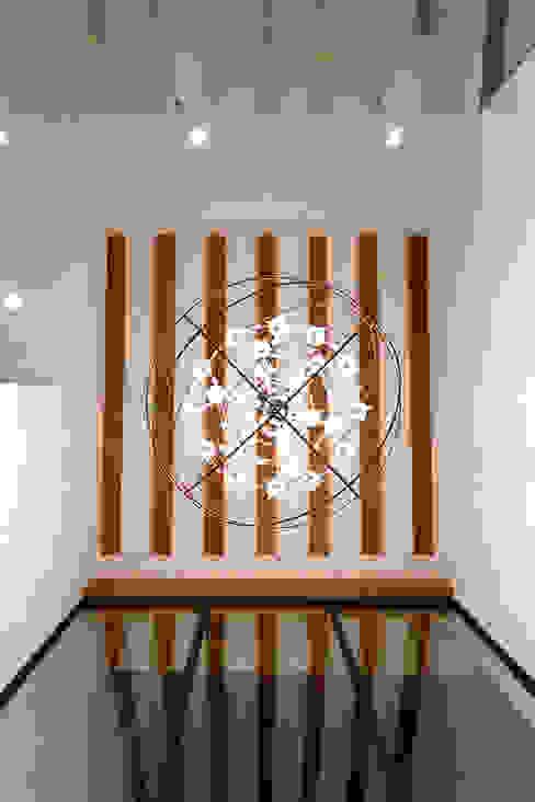 الممر والمدخل تنفيذ Imativa Arquitectos