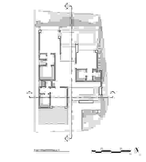 CASA CAR de Imativa Arquitectos Moderno
