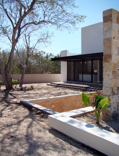 Casas modernas por STUDIO 360 Moderno