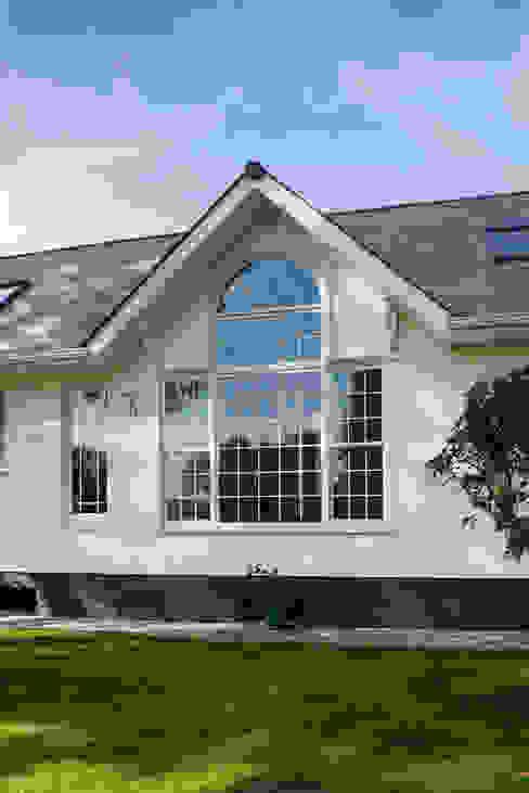 Feature Windows Puertas y ventanas de estilo clásico de Marvin Windows and Doors UK Clásico