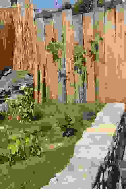 LEMON Jardin minimaliste par Bertin Bichet Minimaliste Pierre