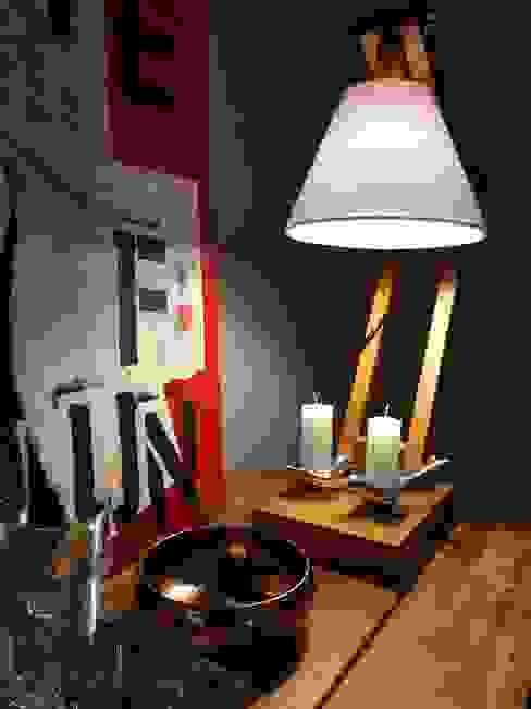 eclectic  by Lucio Nocito Arquitetura e Design de Interiores , Eclectic