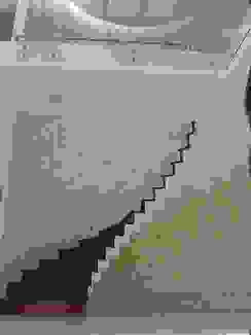 Couloir et hall d'entrée de style  par SANTIAGO PARDO ARQUITECTO, Moderne