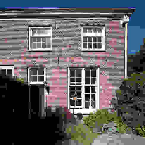 Casa Leiden Casas campestres por SAMF Arquitectos Campestre Tijolo