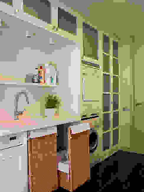 Zona de lavado Cocinas de estilo moderno de DEULONDER arquitectura domestica Moderno