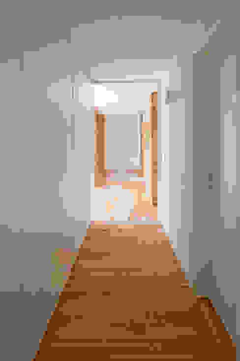 V.F. Apartment por SAMF Arquitectos