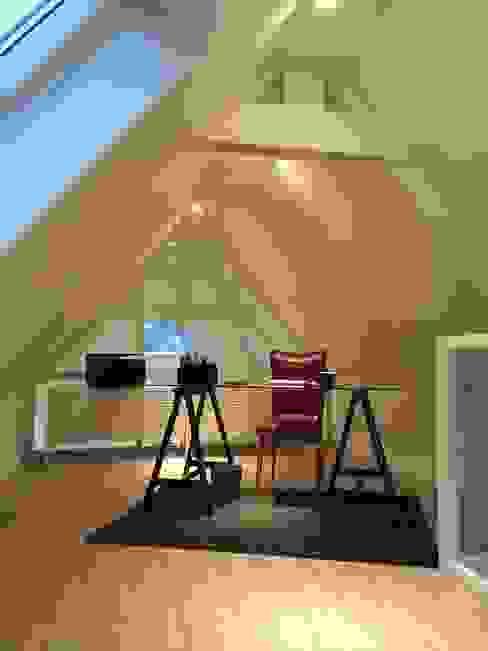 Etage Bureau moderne par Expression d'Intérieurs Moderne