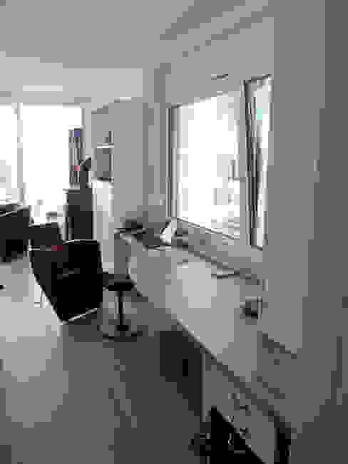 BV_F health architecture* Moderne Arbeitszimmer