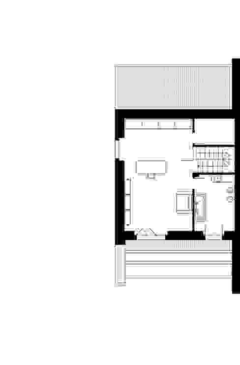 house r_p Federico Pisani Architetto Studio moderno