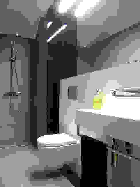 Ванная комната в стиле модерн от Archomega Модерн