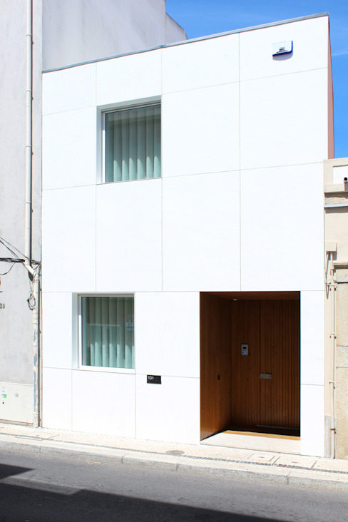 Houses by PFS-arquitectura, Minimalist