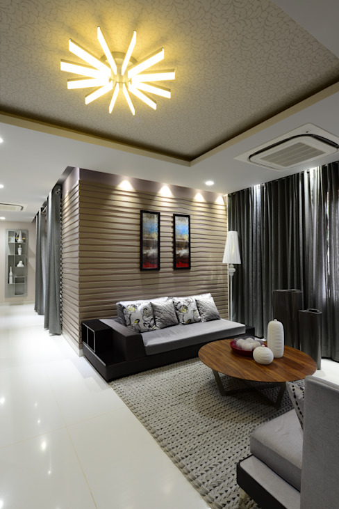 Residential Apartment, Hyderabad by Mohan Consultants