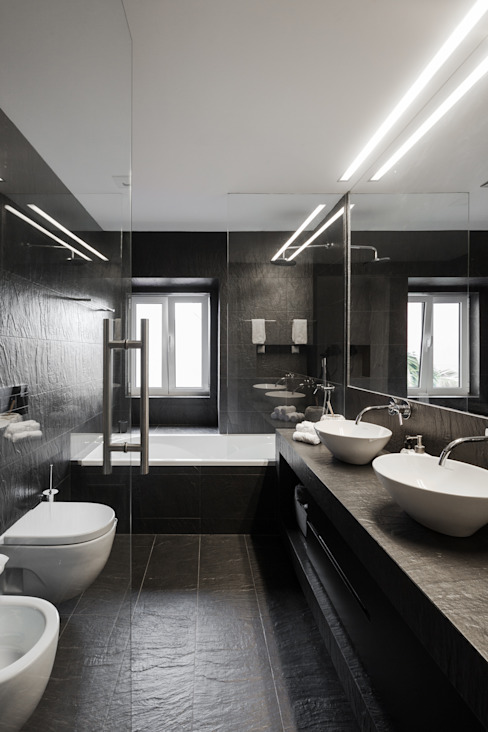 Bathroom by Vanessa Santos Silva | Arquiteta,