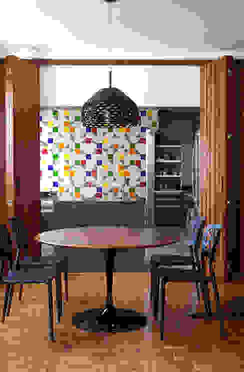 Apartamento Gabriel Monteiro da Silva por Bruschini Arquitetura Moderno
