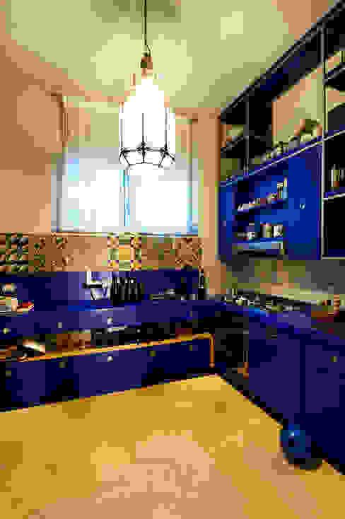 Cocinas de estilo moderno de Bongiana Architetture Moderno