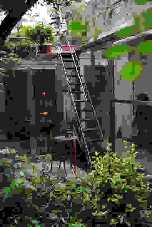 Jardines de estilo  por Bongiana Architetture, Rústico