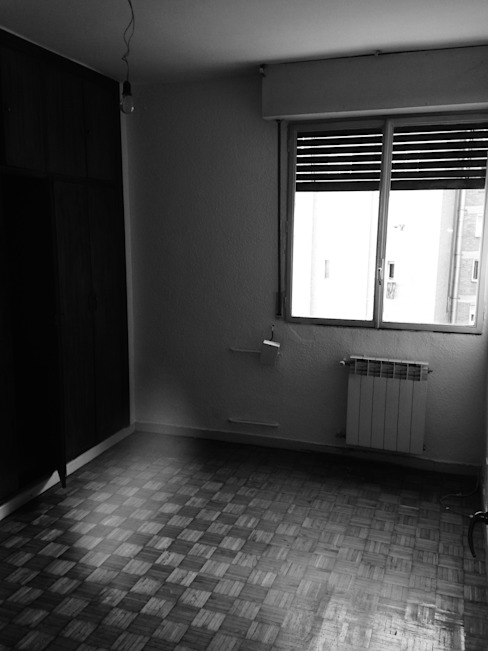 Salón de auno50 interiorismo Moderno