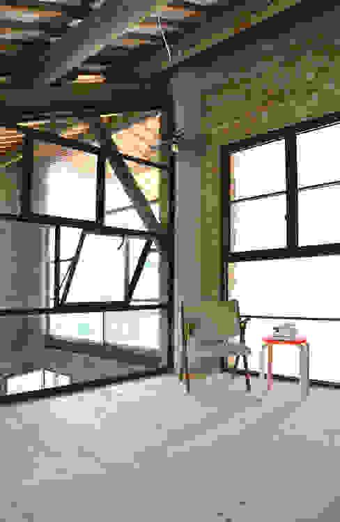 Ristrutturazione casa di campagna Ingresso, Corridoio & Scale in stile rurale di Bongiana Architetture Rurale
