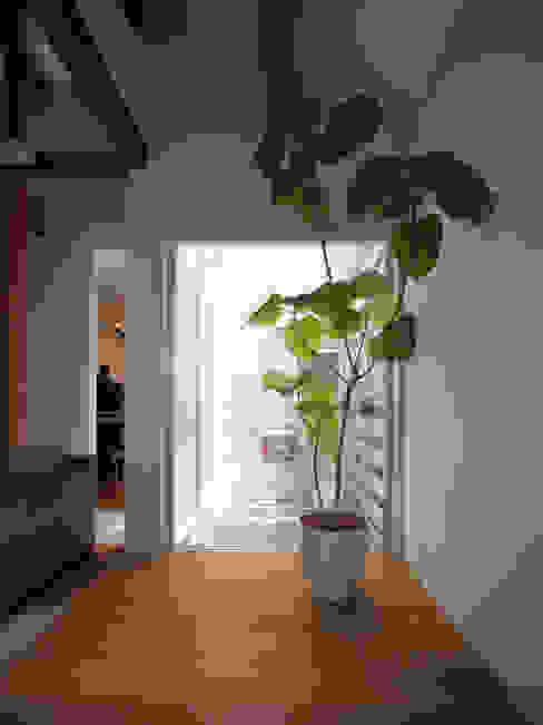 Varandas, marquises e terraços modernos por atelier m Moderno