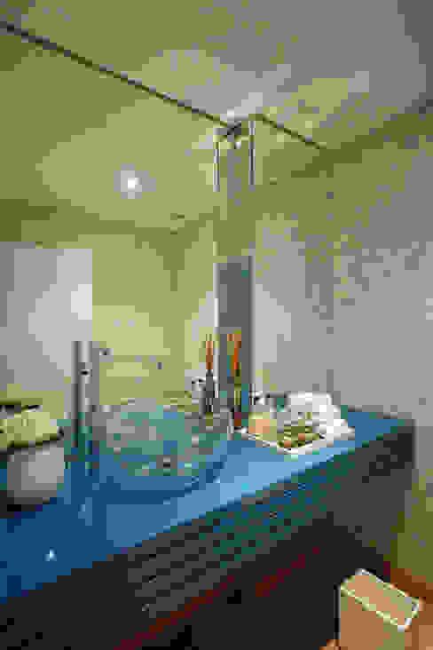 Modern Banyo Silvia Costa | Arquitectura de Interiores Modern