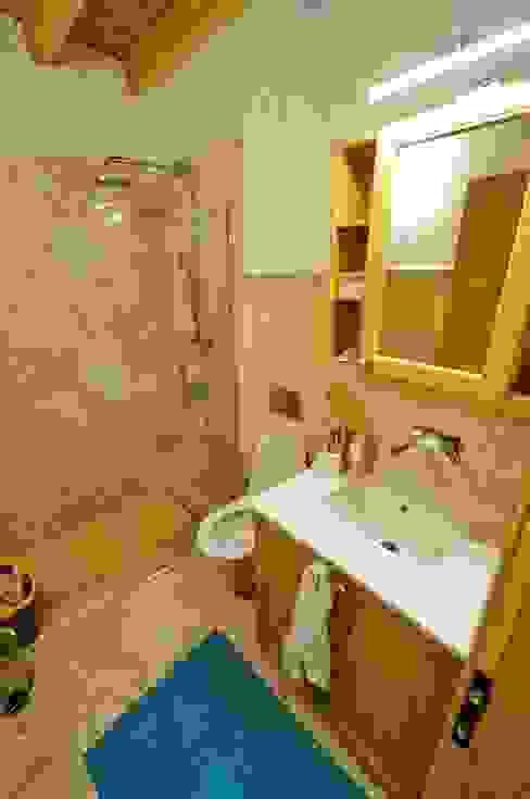 Taş Ev Akdeniz Banyo F&F mimarlik Akdeniz