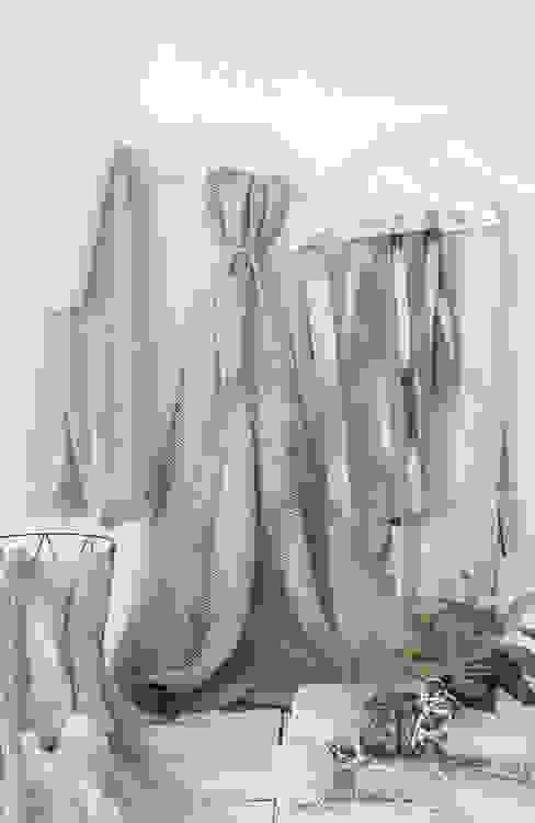 od Indes Fuggerhaus Textil GmbH Nowoczesny Tekstylia Złoty
