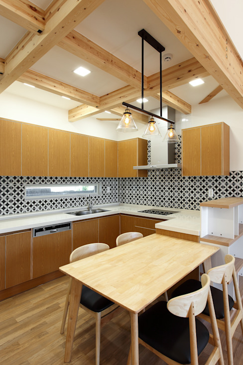 Kitchen by homify,