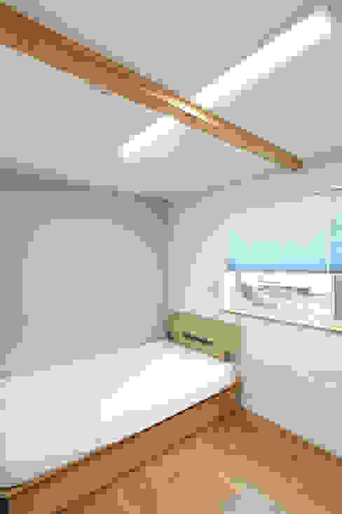 Slaapkamer door homify, Modern