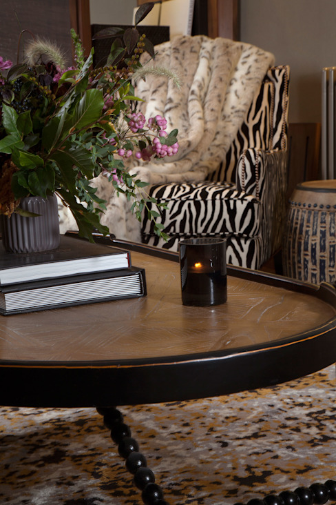 Living Room Classic style living room by Roselind Wilson Design Classic