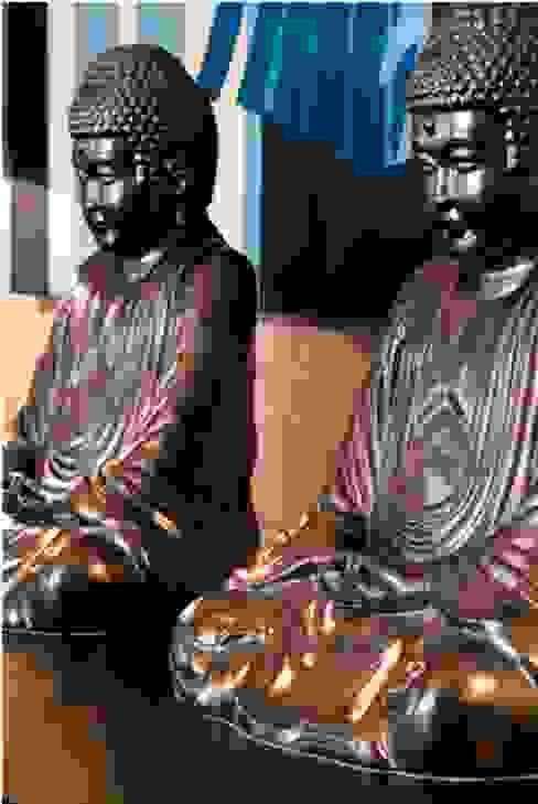 Buda em cerâmica Salas de jantar modernas por Andreia Marques Designer de Interiores Moderno Cerâmica