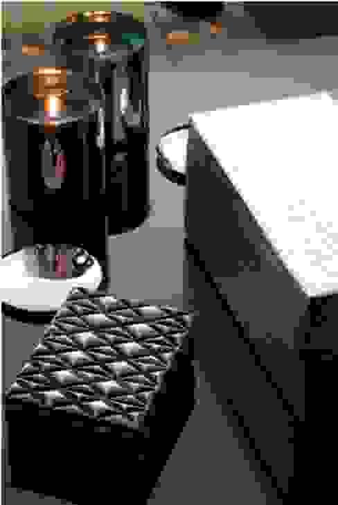 Modern Living Room by Andreia Marques Designer de Interiores Modern Metal