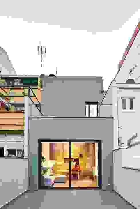 Huizen door Vallribera Arquitectes, Minimalistisch