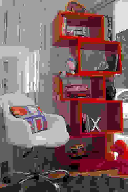 Mostra de Quartos - Villa Maria Quarto infantil moderno por Interiores Iara Santos Moderno