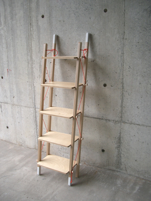 LADDER RACK - Single od abode Co., Ltd. Minimalistyczny