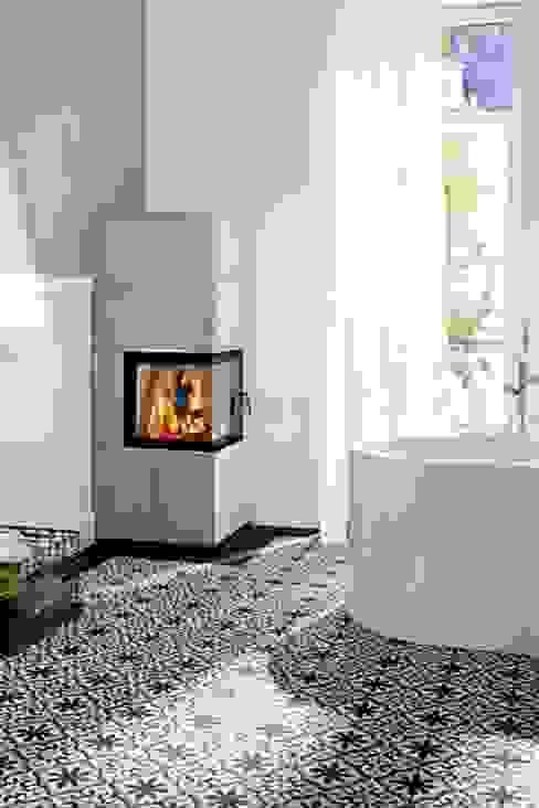 Marokkaanse cementtegels van Articima artikelnr. 455 Mediterrane badkamers van Articima Mediterraan