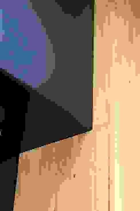 EXTENSION OSSATURE BOIS LARMOR PLAGE BCM Maisons modernes