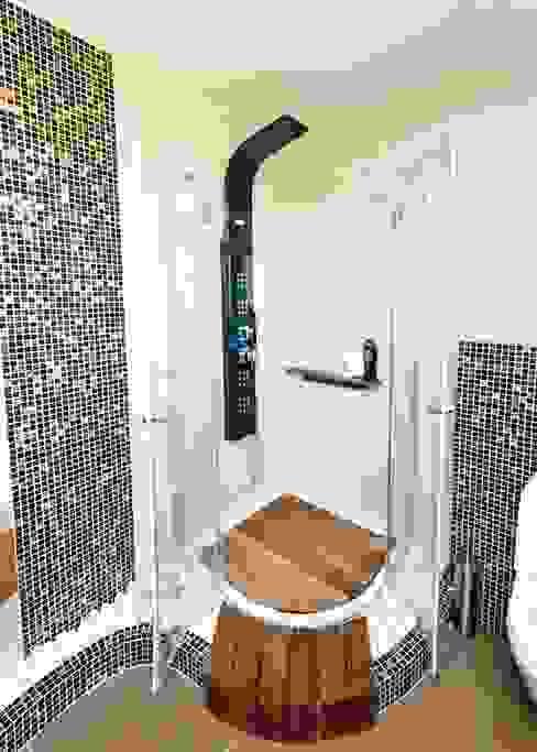 Salle de bains de style  par Şölen Üstüner İç mimarlık, Moderne